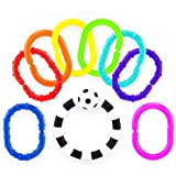 Sassy Ring O Links 0M+ - Pack of 1, F