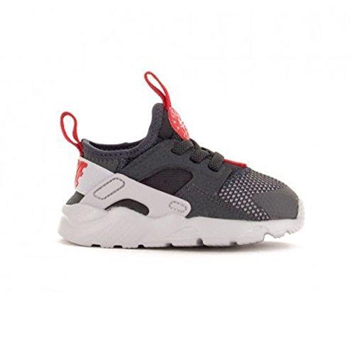 NIKE - Chaussures bébé NIKE Huarache Run en tissu gris foncé 859594-005 - 859594-005 - 18