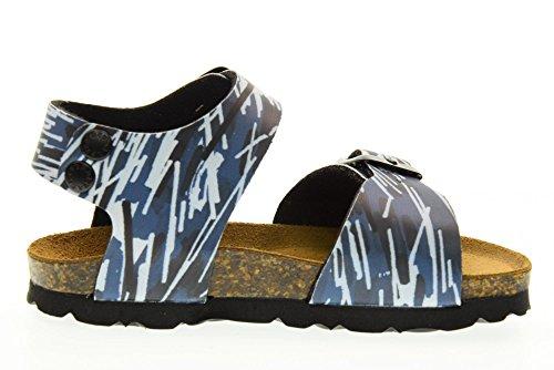 VALLEVERDE chaussures bébé sandales G51805M MIMETICO (21/27) Mimétique