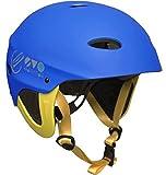 2017 Gul EvoWatersports Helmet BLUE / FLURO YELLOW AC0104-B3 Size-- - Small/Medium