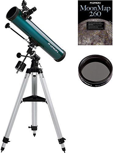 Kit lunar de reflector Orion SpaceProbe 3 EQ