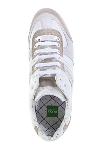 Boss Green Akeen 10167168 01, Sneakers basses homme Gris