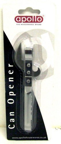 TRADITIONAL STAB CAN TIN OPENER OPEN CORKSCREW by Apollo