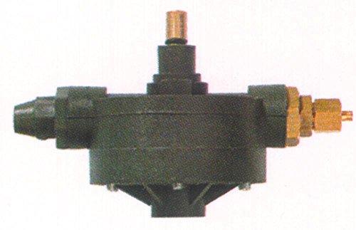 GERMAC 1000 Dosiergerät für Spülmaschine für Klarspüler Ausgang M10x1 Code VNR/U2 ø 4x6mm Schlauchverschraubung 1,2mm M12x1