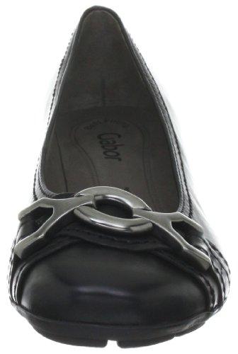 Gabor Shoes 5131054, Scarpe col tacco donna Nero (Schwarz (schwarz))