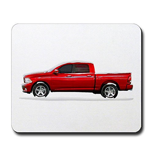 cafepress-snow-covered-dodge-ram-non-slip-rubber-mousepad-gaming-mouse-pad