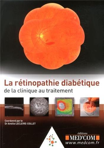 Descargar Libro La rétinopathie diabétique de Amélie Lecleire-Collet