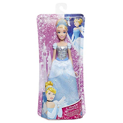 Disney Princess - Disney Princess Brillo Real Cenicienta (Hasbro E4158ES2)