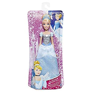 Disney Princess - Disney Princess Brillo Real Cenicienta (Hasbro E4158ES2)