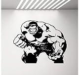 VinyleSticker Mural Art Sticker Marvel Comics Accueil Décoration Enfants Chambre Stickers70 * 57 cm