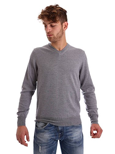 Pullover Emporio Armani 7 Gris