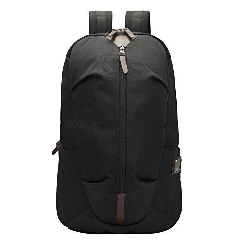 Mefly Outdoor Sport Und Freizeit Rucksack Tragbar Wasserdicht, Schultern black