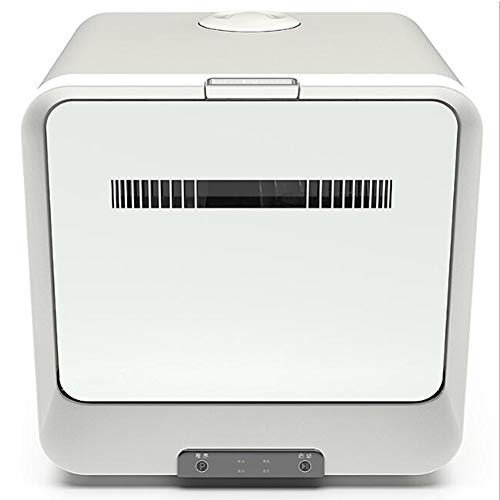 Tischgeschirrspüler,Mini Spülmaschine Geschirrspüler,Geschirrspülmaschine LED-Display, Touch Freistehend, Teilintegriert