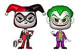 Suicide Squad Figurine VYNL DC Comics - Harley Quinn & The Joker (0cm x 10cm)
