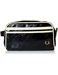 Fred Perry Hommes Classic Wash Bag Noir