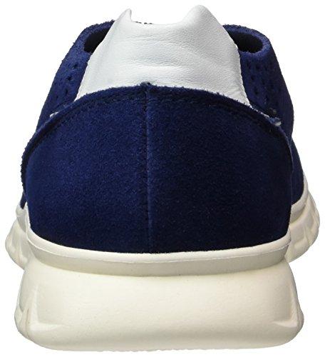Lloyd Aldo, Sneakers basses homme Blau (Blue/White)