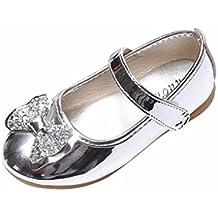 Ballerine,Scarpe Ballerine da bambine e ragazze,Bambino Sandali Scarpe Bambini Moda Principessa Bowknot Danza piccolo casuale sandali Scarpe Bambina dancers Shoes