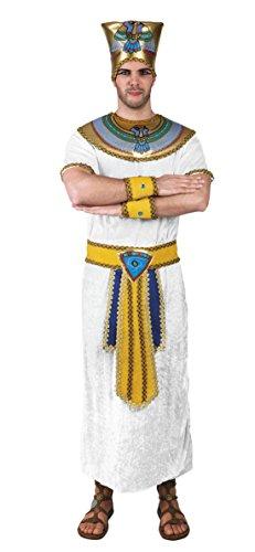 n Hochwertiges Kostüm Imhotep, Weiß, Größe XL (Imhotep Kostüm)