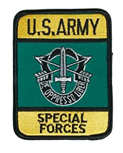 Us Army Special Forces Patch Moral Patch Airsoft
