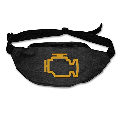 Waist Bag Fanny Pack Engine Light Pouch Running Belt Travel Pocket Outdoor Sports