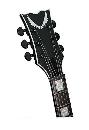 Dean Guitars TB STH BKS - Chitarra Les Paul, colore nero