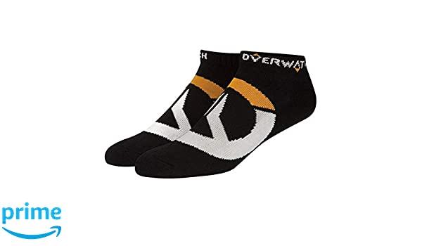 Overwatch Logo Chaussettes Multicolore