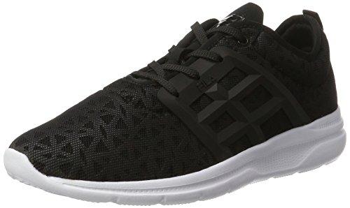Fila Powerbolt 2 Low Laufschuh Herren Sneakers schwarz Comfort Foam