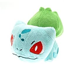"LIVESOFWINSORS Pokemon Bulbasaur 6""suave muñeco de peluche juguete"
