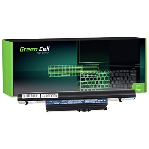 Green Cell® Standard Serie Laptop Akku für Acer Aspire 7739Z-4605 (6 Zellen 4400mAh 10.8V Schwarz)