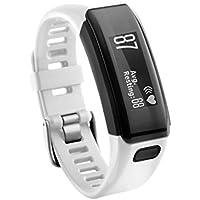 Silikon Ersatz Armband für Garmin Vivosmart HR, CICIYONER 1 PC Soft Einfache Sport Strap WristBand Zubehör, 5 Farben zu wählen