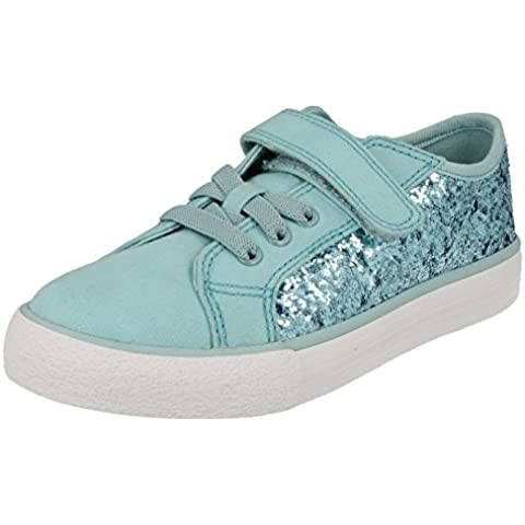 Clarks BrillPrize Inf, Low-Top Sneaker bambina
