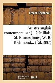 Artistes Anglais Contemporains par Ernest Chesneau