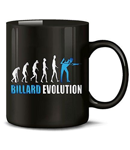 BILLARD EVOLUTION 554(Schwarz-Blau)