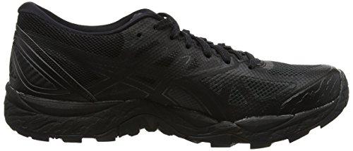 Asics Gel-Fujitrabuco 6 G-TX, Scarpe da Trail Running Donna Nero (Black/black/phantom 9090)