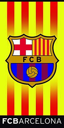 Toalla FCBarcelona 100×170 cm Estampada Senyera