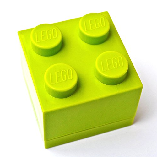 LEGO® Box (Lime) da uomo Matrimonio Scatola Regalo di compleanno