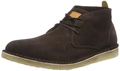 Jack & Jones Daran, Desert boots homme, Marron (Brown Stone), 40 EU