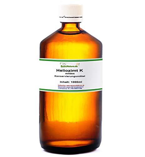 Heliozimt K (1000 ml) milder Konservierer Konservierungsmittel 1 Liter