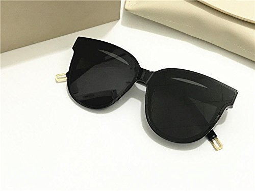 Unisex Sonnenbrille Für sanfte Monster-SonnenbrilleNew Gentle man or Women Monster eyeware V brand IN SCARLET sunglasses for Gentle monster sunglasses -black frame black lens