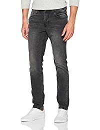 Tom Tailor Denim Culver Black Washed, Jean Skinny Homme