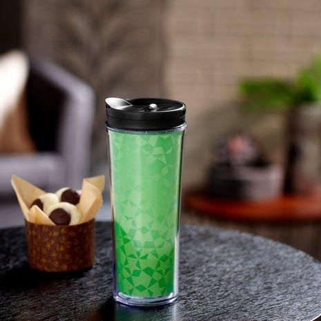 Starbucks Coffee Tea Thermobecher, Becher grün 12 fl oz
