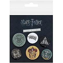 GB Eye, Harry Potter, Mix, Pack de Chapas,