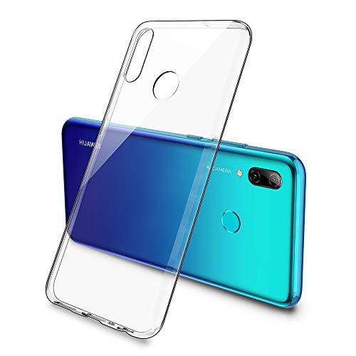 Simpeak für Huawei P Smart 2019 Hülle / Honor 10 Lite Hülle, Handyhülle Transparent Schutzhülle Kratzfest Silikon Schlank Weich Dünn Durchsichtige TPU Case Cover für huawei p smart 2019
