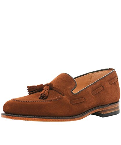 loake-herren-polo-wildleder-lincoln-loafer-uk-10-braun
