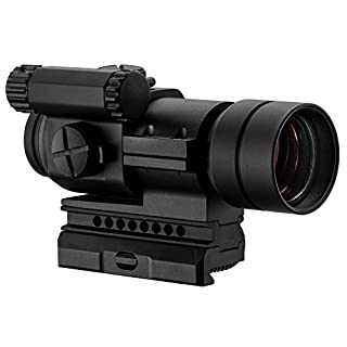 Aimpoint Erwachsene VISEUR CRO (Competition Rifle Optic) with Mount Jagd Scope Schwarz M