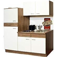 Singleküche luxus  Suchergebnis auf Amazon.de für: Singleküche Cerankochfeld