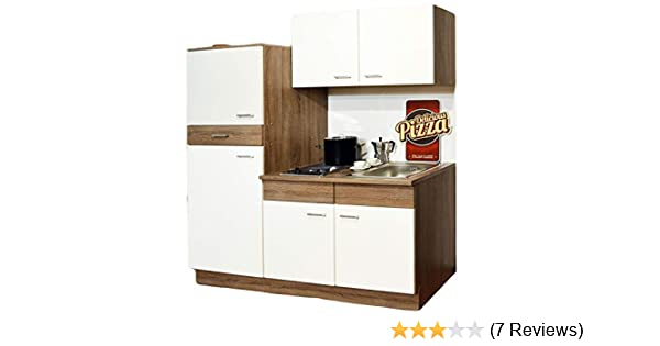 Kühlschrank Aufbau Hinten : Singleküche pantryküche küche kühlschrank spüle kochplatten
