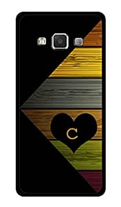 Samsung Galaxy E5 Printed Back Cover