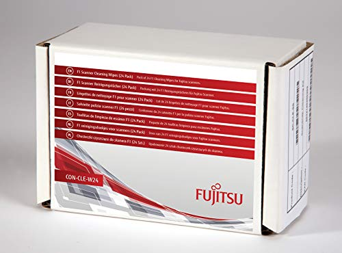 Fujitsu SCANSNAP Cleaning KIT Cleaning Solution Kit
