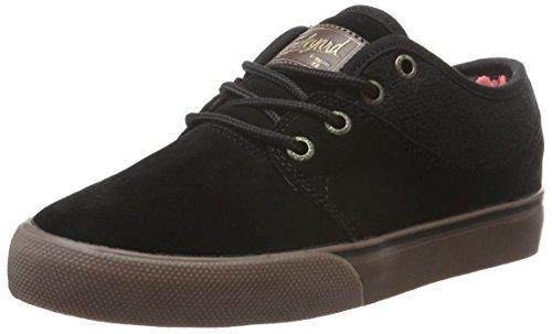 Globe Unisex-Erwachsene Mahalo Sneakers Schwarz (black/tobacco gum)